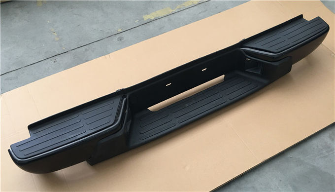 Oe Style Replacement Parts Rear Bumper For Isuzu Pick Up D