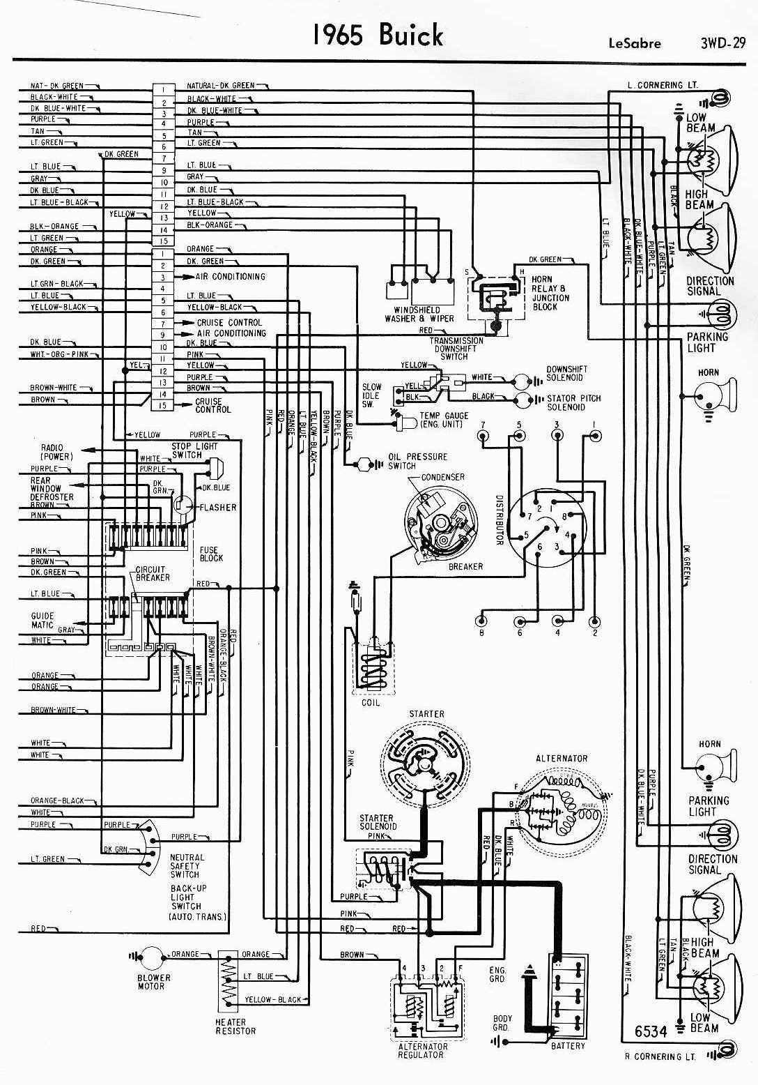 72 Buick Wiring Diagrams Online
