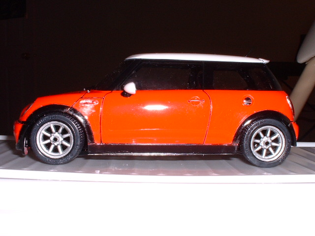 Revell Mini Cooper S By Turbos86
