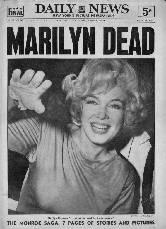 Autopsyfiles.org - Marilyn Monroe Death Photos - Page 1