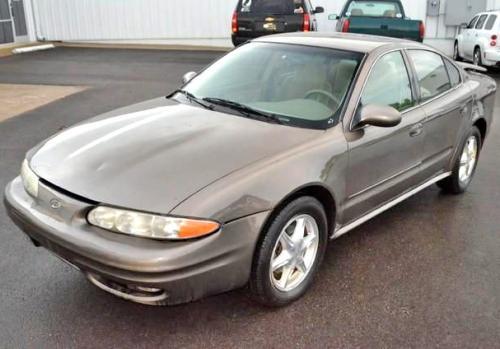 Cheap Car For Sale Ky Under 1000 Oldsmobile Alero Gl2 01