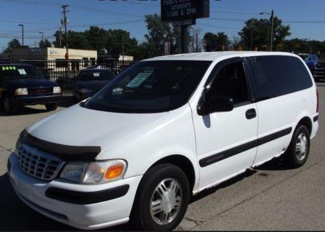 Used 1997 Chevy Venture Minivan Under 1000 In Mi Near