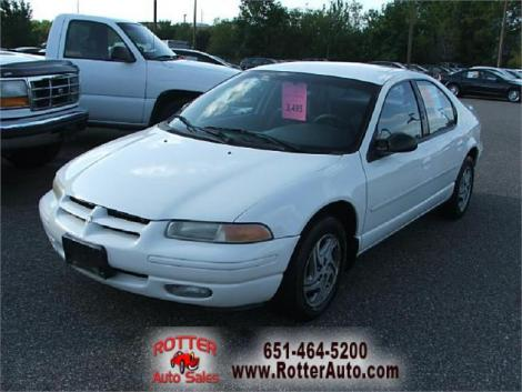 1997 Dodge Stratus Es For Sale In Forest Lake Mn Under