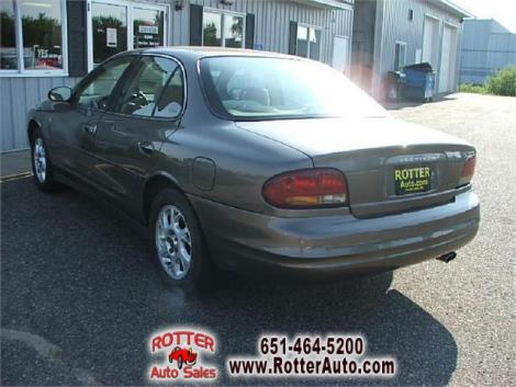 2000 Oldsmobile Intrigue Gx For Sale In Forest Lake Mn Under 3000 Autopten Com