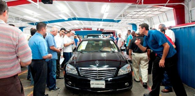 Texas Lone Star Auto Auction Auto Remarketing