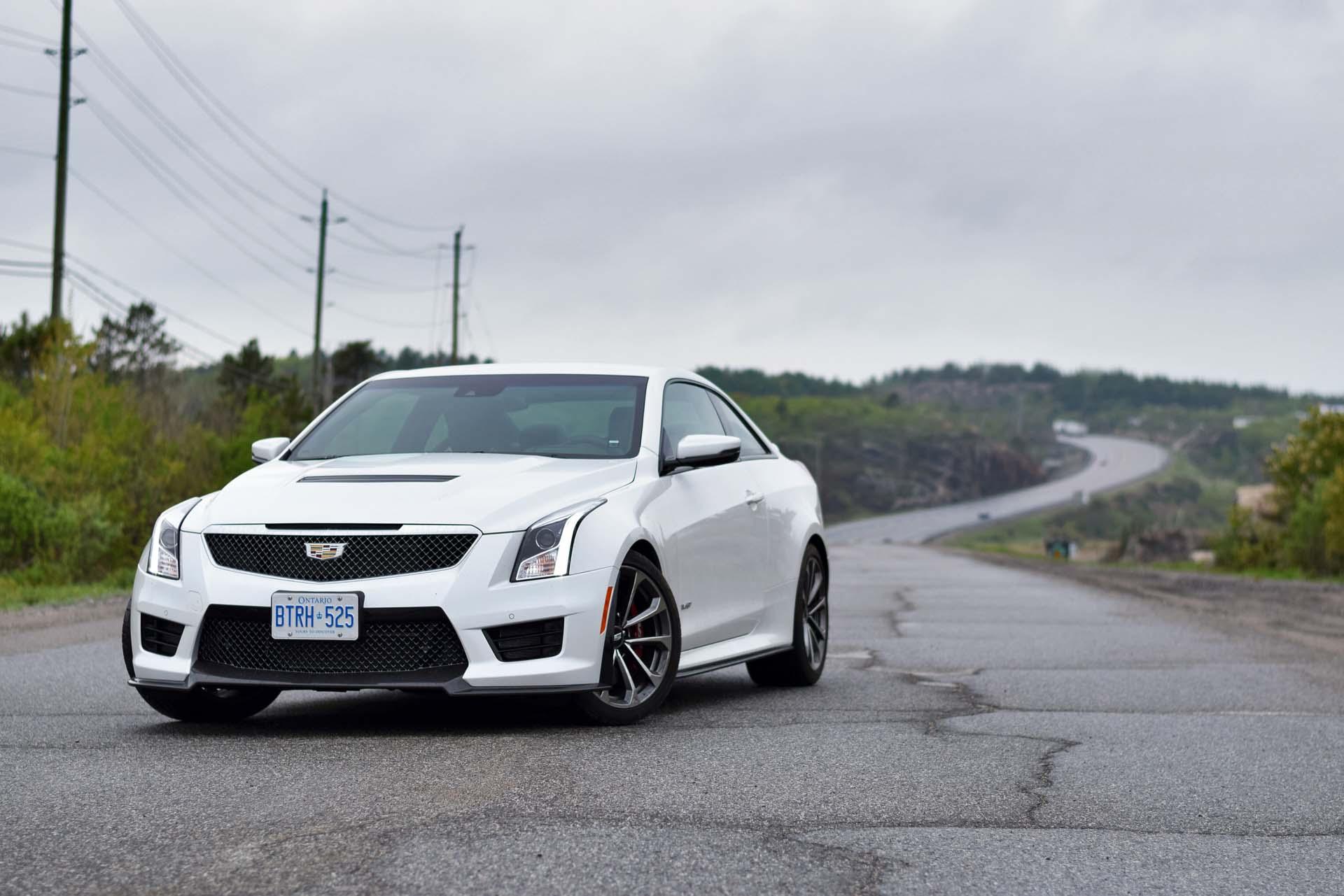 2016 Cadillac Ats V Autos Ca