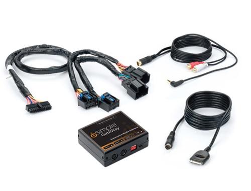 Car Stereo Ipod Interface