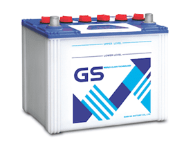 GS BATTERY N50ZR