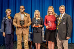 Exceptional Alumni Honored By Averett University At