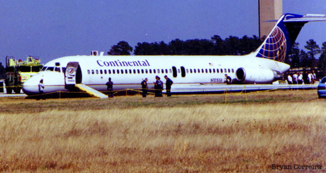 CONTINENTAL AIRLINES flight CO1943 - Aviation Accident ...