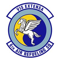 6 Ars Custom Patches 6th Air Refueling Squadron Patches