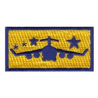 3 As Custom Patches 3rd Airlift Squadron Patches