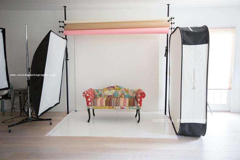 Simple Studio Lighting