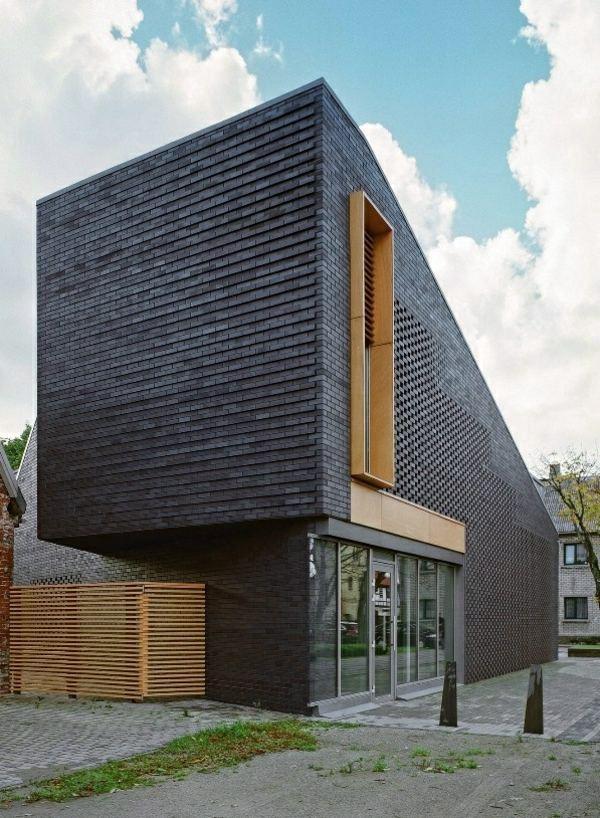 Brick Cladding Interior