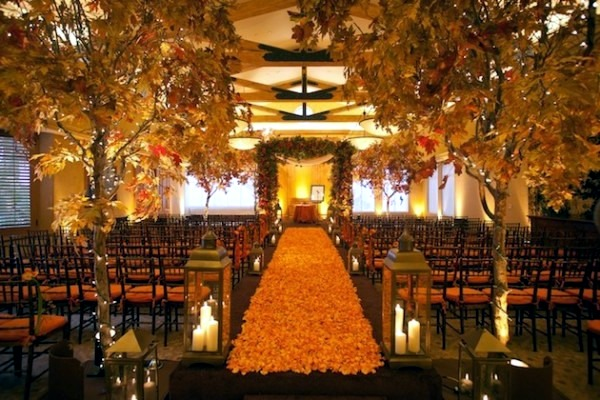 Fall Wedding Meaning