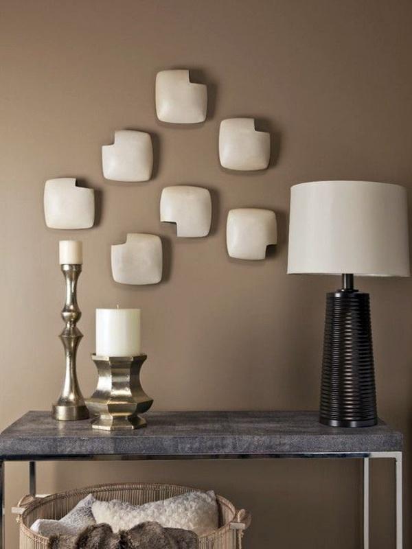 Sofa Living Room Colors Wall Brown