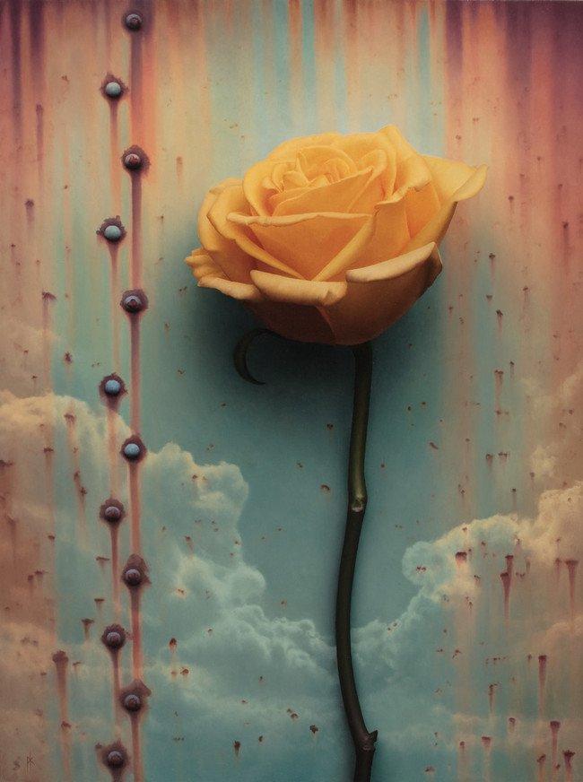 Artist Patrick Kramer Creates Realistic Paintings That Are ...