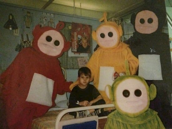 Barney Goes School 1