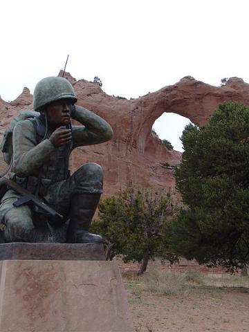 Wind Talkers Navajo Code Talkers In Wwii