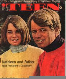 RFK and Kathleen Kennedy