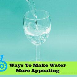 ways to make water appealing