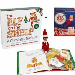 Elf on the Shelf accessories