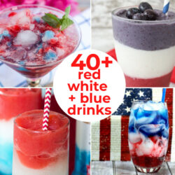4th of July Drink Ideas