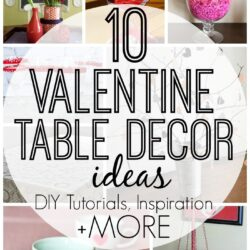 Find great Valentine Decor, DIY ideas & more