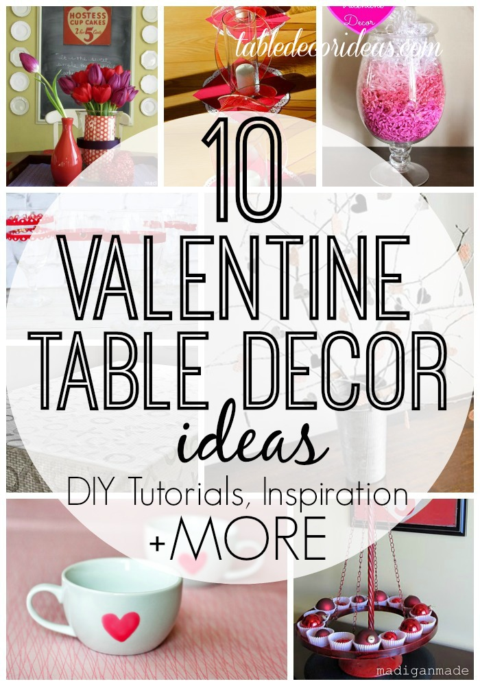 Valentines Day Home Decorating Ideas
