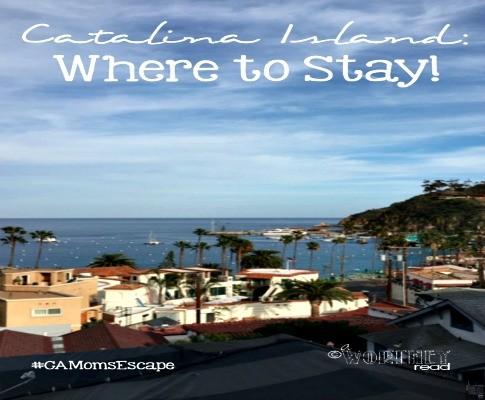 where to stay on catalina island, avalon