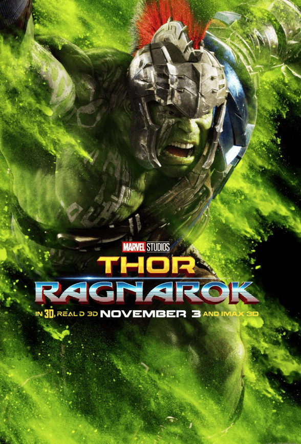 Thor Ragnarok- Hulk Drink