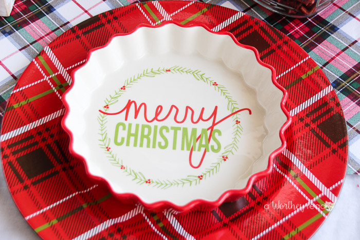 Christmas Tablescape for Dogs