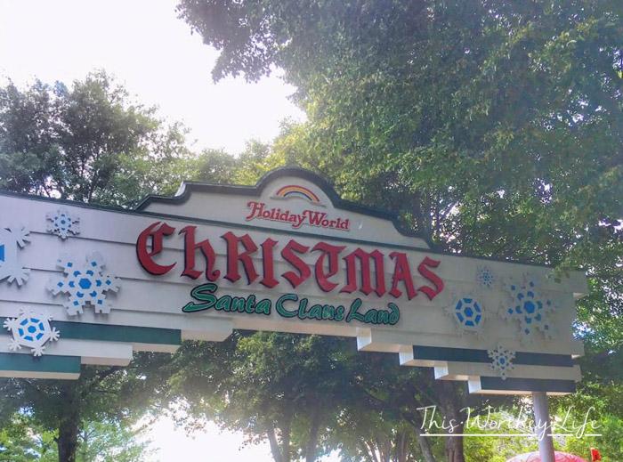 Best theme park- Holiday World