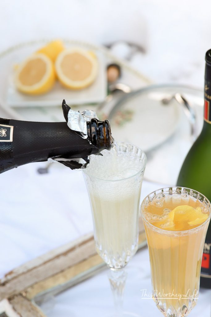 The Best French 75 Cocktail