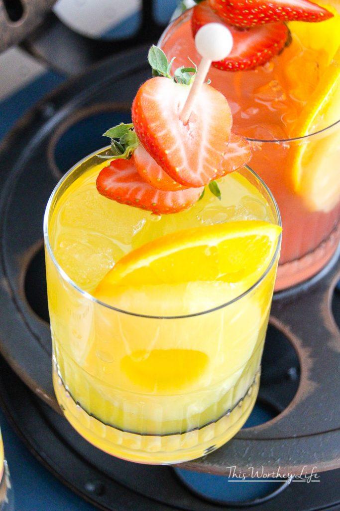 Mango Peach FruiTea Chillers ®