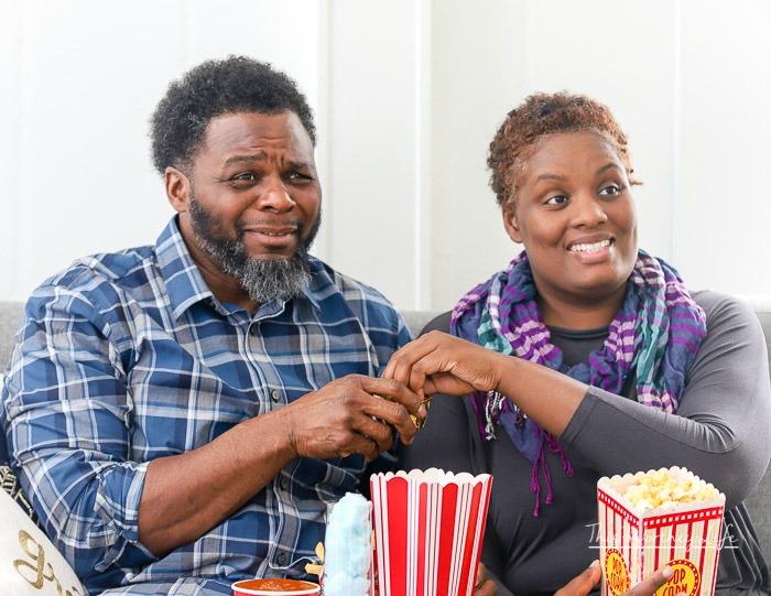 Couples Night Movie Night Ideas
