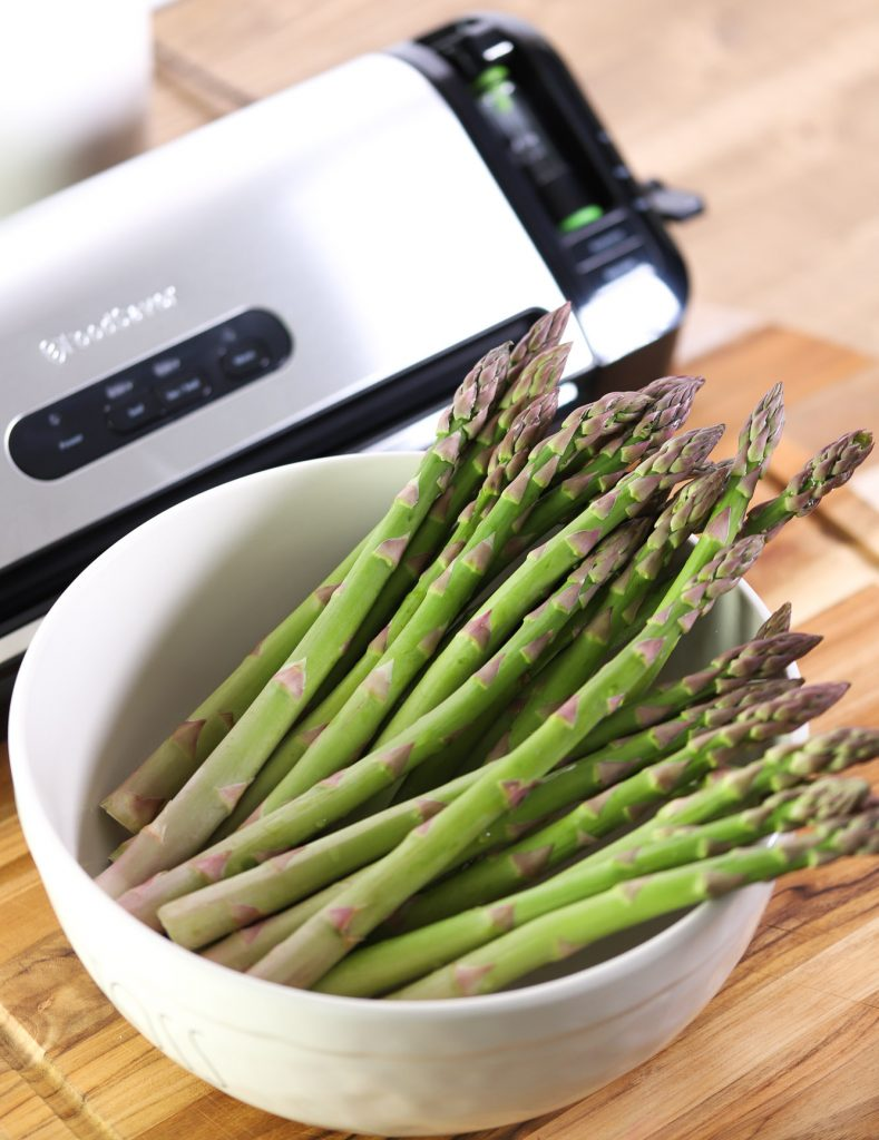How To Use A FoodSaver to store food