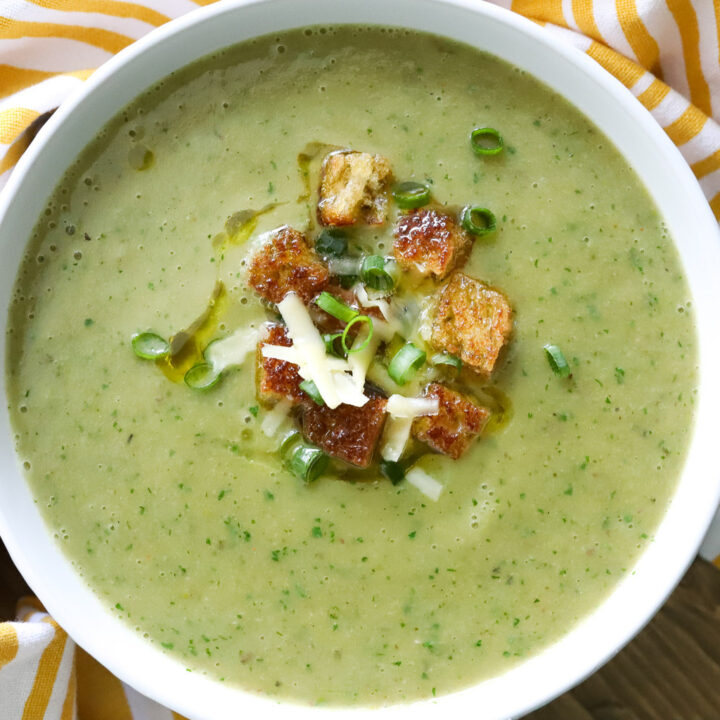 The Best Asparagus Soup