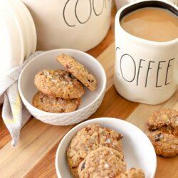 Muesli Chocolate Chip Cookies