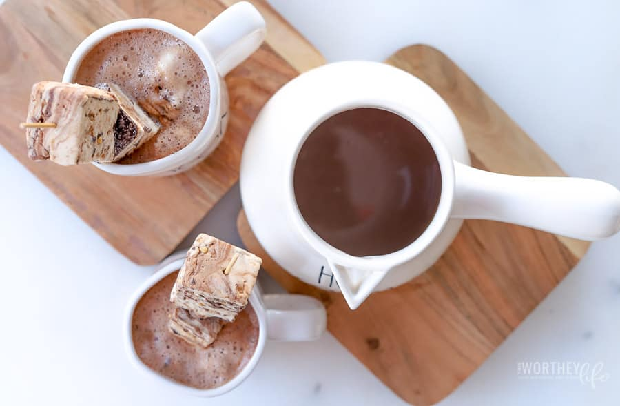 Best Hot Chocolate Cocktail