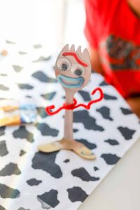 Where to find a Forky Craft Kit- perfect to use for a party