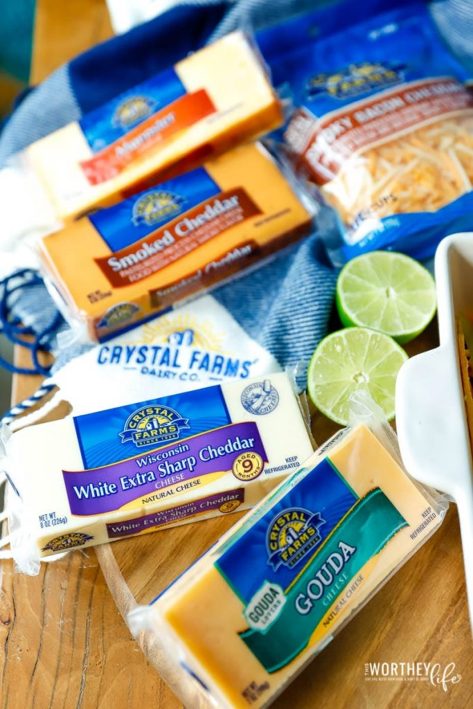 The best cheese for tacos