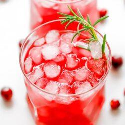 Pom Cranberry Mocktail