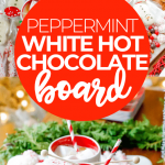 Peppermint Candy Board
