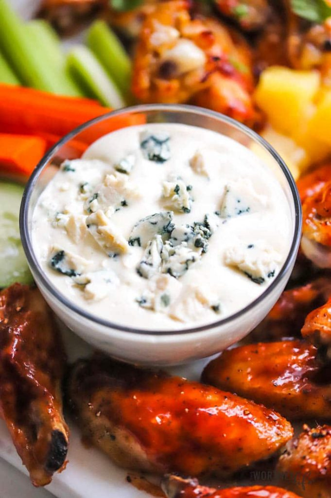 the best dips for chicken wings