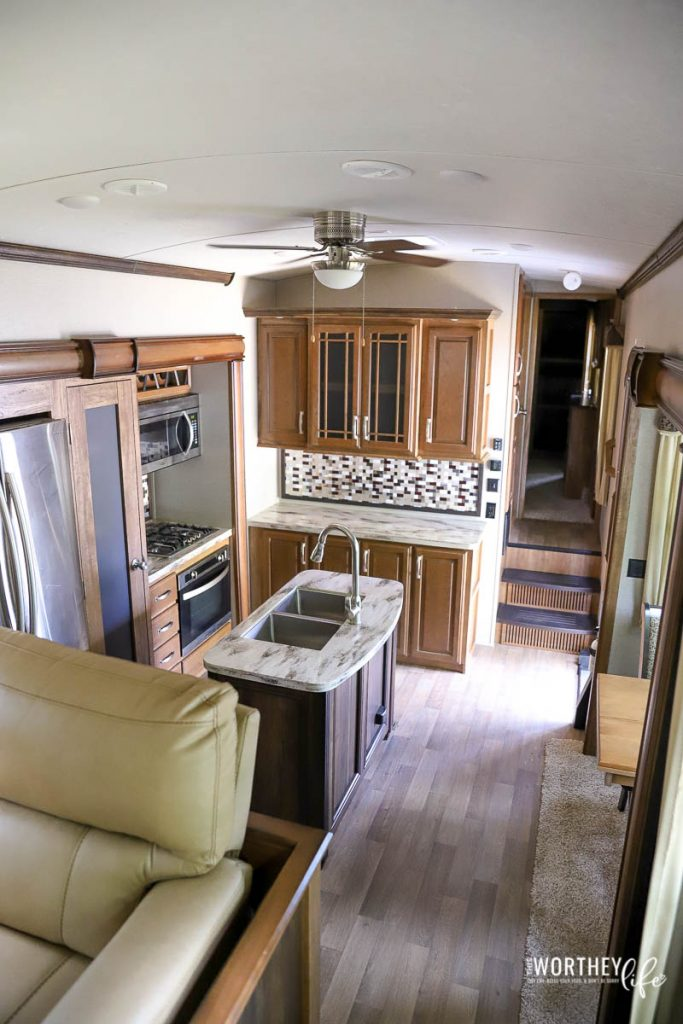Exploring RVS with GoRving