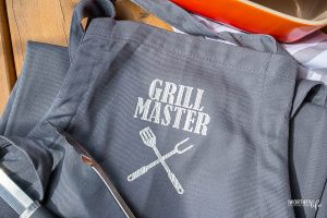 DIY Grill Master Apron   Cricut EasyPress (with SVG)