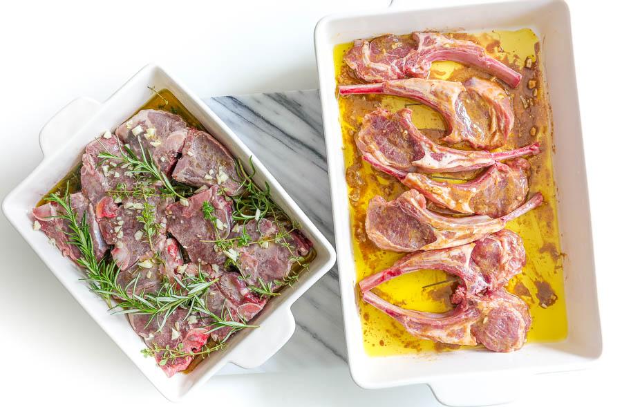 how long should I marinade lamb