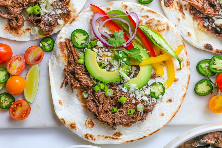 how to make barbacoa at home