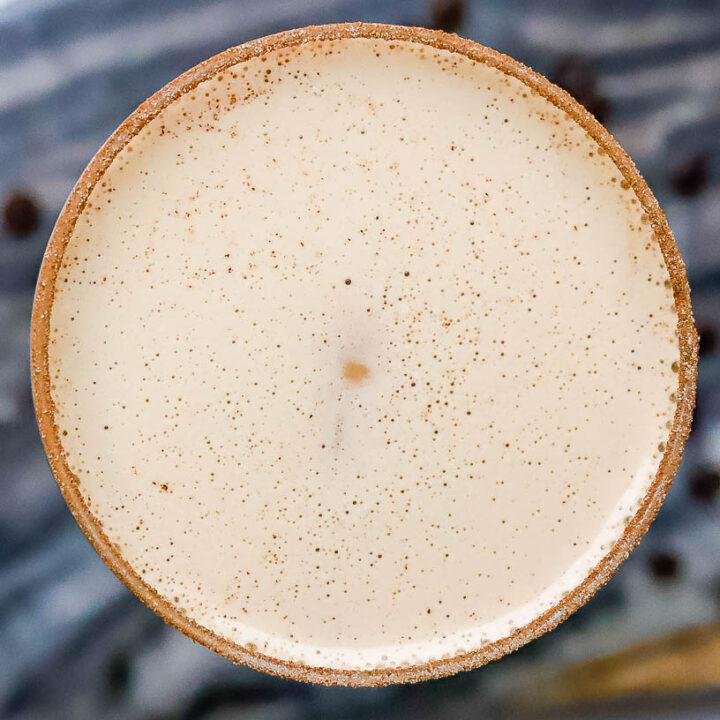 Jamaican Rum Coffee Cocktail